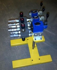 Custom Hydraulic Controls