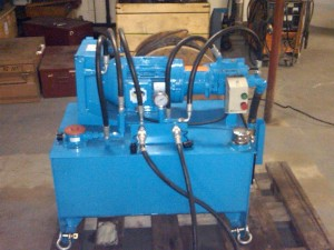 Custom Built Hydraulic Power Pack