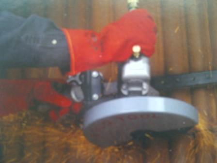 Esco Boiler Panel Saw