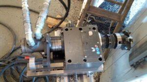 Custom Milling Head T-Slot Mounting Bars
