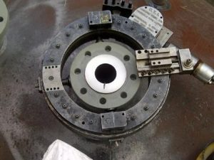 Flange Facing