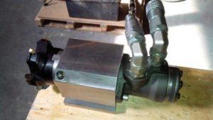 Garnet 6'' custom short milling head
