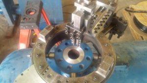 MTI 208 Flange Machining