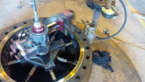 Miarge ID Mount Flange Facer