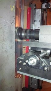 Mirage 3 axis Portable Mill - Stay Vane (1)