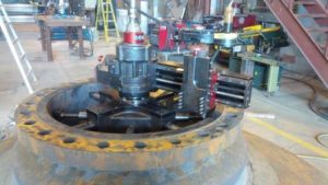 Portable Flange Facing
