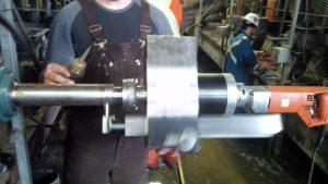 Shaft End Lathe