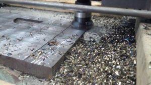 Sole Plate Machining